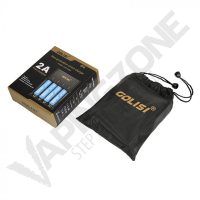 Golisi O4 2A fast Smart Charger