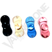 VZ 2 side Fidget Spinner Metal
