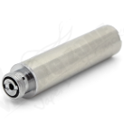 510 Battery Extension Stainless Long