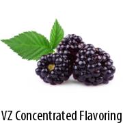 DIY-Blackberry Concentrated Flavor