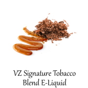VZ Caramel Cured Tobacco E-Liquid