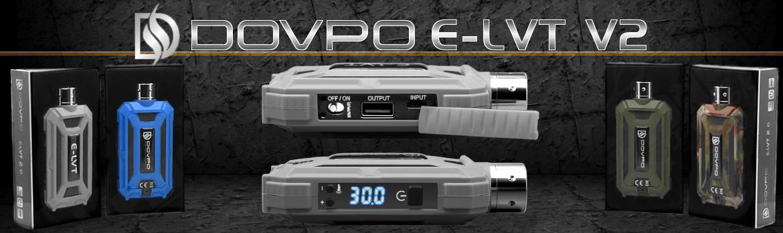 Dovpo ELVT V2 30 Watt Ecig Mod