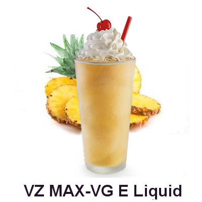 VZ Max-VG Pineapple Milkshake E-Liquid