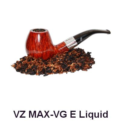 VZ Max-VG Grandpas Tobacco E-Liquid