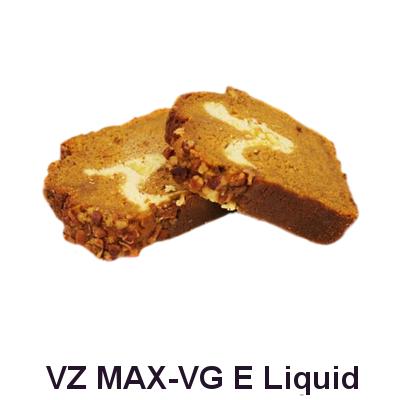 VZ Max-VG Pumpkin Bread E-Liquid