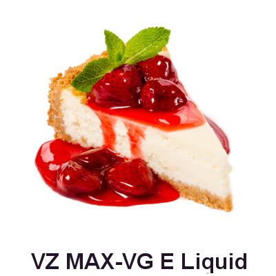 VZ Max-VG Strawberry Cheesecake E-Liquid