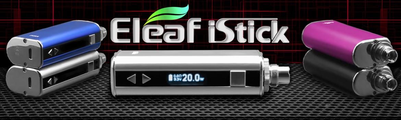 Eleaf iStick Ecig Mod