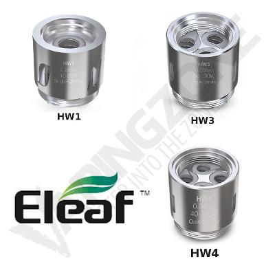 Eleaf Ello HW Vape Coil - Pack of 5