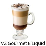 VZ Gourmet Cafe Mocha E-Liquid