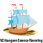 Desert Ship Concentrated Hangsen Flavor