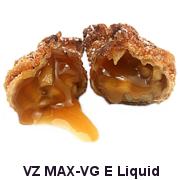 VZ Max-VG Caramel Apple Fritter E-Liquid