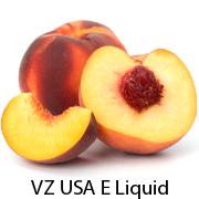 VZ Juicy Peach E-Liquid