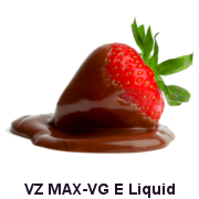 VZ Max-VG Chocolate Covered Strawberries E-Liquid