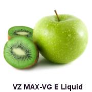 VZ Max-VG Green Apple Kiwi E-Liquid