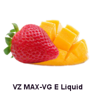 VZ Max-VG Mango Strawberry E-Liquid