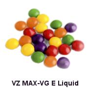 VZ Max-VG Rainbow Candy E-Liquid