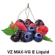 VZ Max-VG Swag Berry E-Liquid