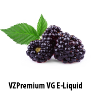 VZ- Premium VG- Blackberry E-Liquid