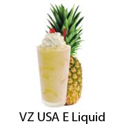 VZ Pineapple Milkshake E-Liquid