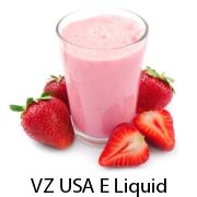 VZ Strawberry Milkshake E-Liquid