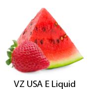 VZ Watermelon Strawberry E-Liquid