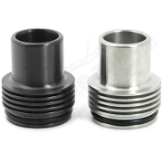 Chuff Enuff Wide Bore Stainless Steel Drip Tip