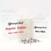 KangerTech Subtank Mini RBA DIY OCC Vape Coils- 0.5 Ohm