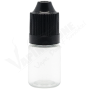 PET Empty Bottle with Child proof cap