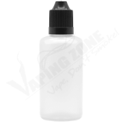 50 ML Empty Bottle with Child proof cap