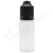 10 ML - LDPE Soft Empty Bottle with Child proof cap