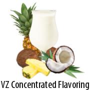 DIY-Pina Colada Concentrated Flavor