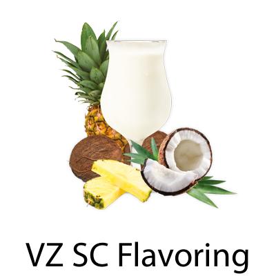 SC-Pina Colada Super Concentrated Flavor