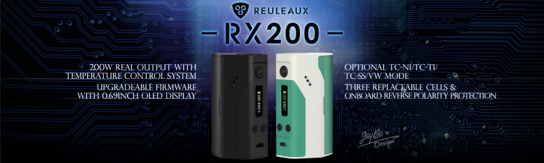 Reuleaux-RX200