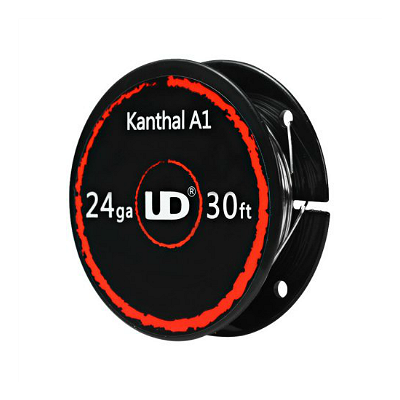 Kanthal A1 wire 24 Gauge - 30 Feet