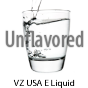 VZ Unflavored E-Liquid