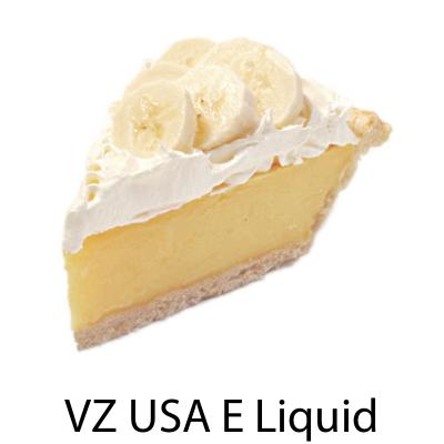 VZ Banana Cream Pie E-Liquid