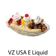 VZ Banana Split E-Liquid