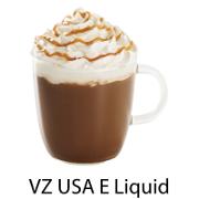 VZ Caramel Mocha E-Liquid