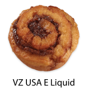 VZ Cinnamon Roll E-Liquid