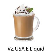 VZ Coffee Bavarian Cream E-Liquid