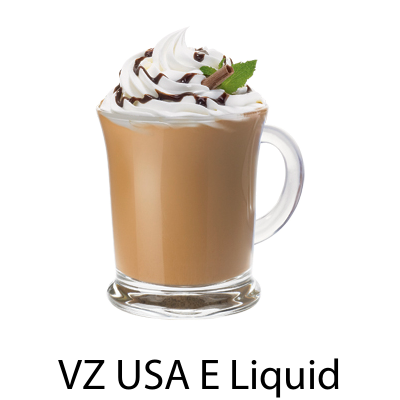 VZ Coffee Bavarian Cream E-Liquid