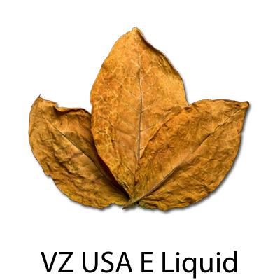 VZ White Cig E-Liquid