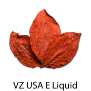 VZ Real Cig Red E-Liquid