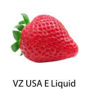 VZ Strawberry E-Liquid