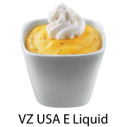 VZ Vanilla Custard E-Liquid