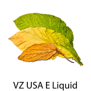 VZ Virginia Flue Cured Tobacco E-Liquid