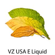 VZ Virginia Flue Cured Tobacco E-Liquid