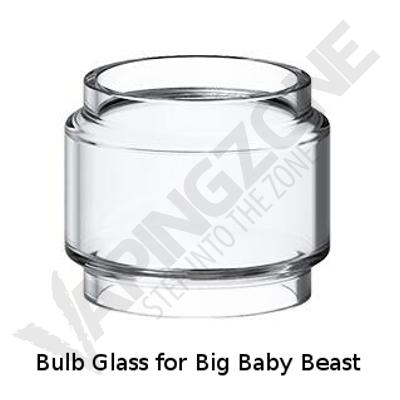 Bulb Replacement Glass Tube For Smok Prince Tank