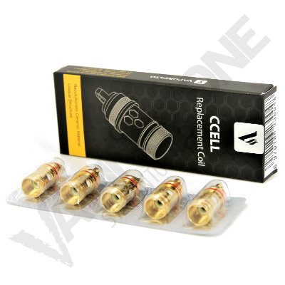Vaporesso Target Pro cCell Vape Coils Replacement (Pack of 5)