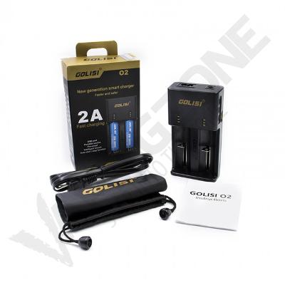 Golisi O2 2A Fast Smart Charger